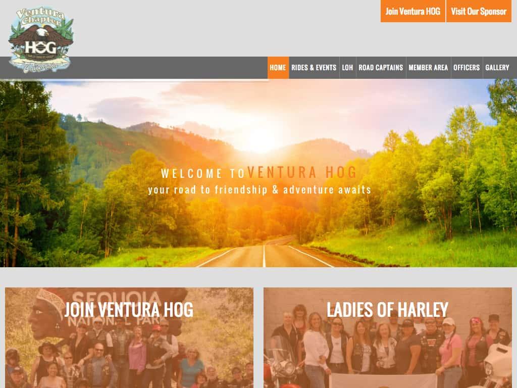 Ventura Harley Owners Group Screenshot